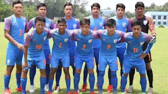 India thrash Nepal 5-0 in 2019 SAFF U-15 Championship opener
