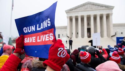 Supreme Court passes on Second Amendment cases challenging lifetime gun ownership ban