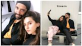 Farhan Akhtar and Shibani Dandekar Look Cute as They Spend Some 'Me' Time Together! (View Pics)