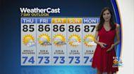 CBSMiami.com Weather @ Your Desk 10-20-21 5PM