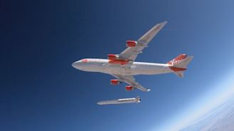 Virgin Orbit signs agreement to launch small satellites for the UK's Royal Air Force – TechCrunch