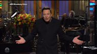 Elon Musk reveals Asperger's diagnosis on 'SNL'