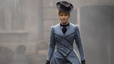 Move Over, Sherlock! Miss Scarlet and the Duke Star Kate Phillips on TV's Greatest New Detective