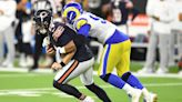 Rams' Aaron Donald getting grip on one-sack opener by switching gloves for Colts