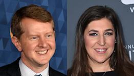 'Jeopardy!' hosts: Bialik, Ken Jennings will finish season