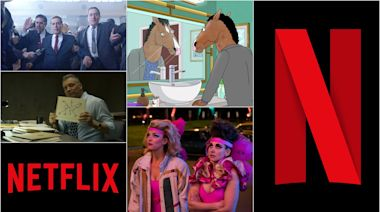 The new Netflix movies and shows to binge-watch right now