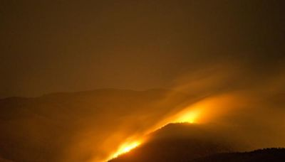 Largest Wildfire In US Nearly 400,000 Acres In Size
