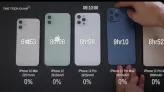 iPhone 12 全系列電池續航力比拼測試結果(12 mini / 12 / 12 Pro / 12 Pro Max),12 mini 大約可撐 7 小時