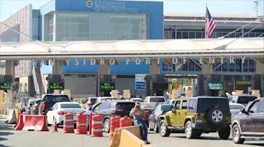 Thousands crossing US-Mexico border despite travel ban