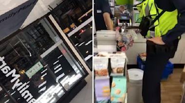 「把我綠茶扶正!」男嗆超商店員:我中央大學畢業! 3分鐘對話曝光網都笑了 | 蘋果新聞網 | 蘋果日報