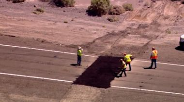 UPDATE: U.S. 95 reopens after earthquake near Tonapah