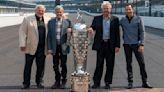 APTOPIX IndyCar Indy 500 Four-Time Winner Auto Racing