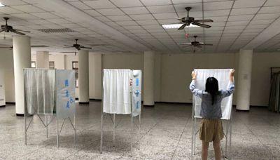罷免陳柏惟明投票 5行政區共設258個投開票所