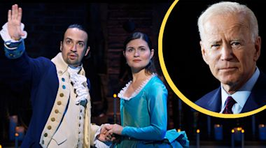 The 'Hamilton' Cast Is Reuniting To Fundraise For Joe Biden