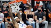 Clippers keep NBA playoff hopes alive vs. Suns thanks to Paul George and supporting cast