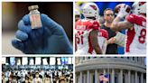 Hospital restrictions, politician, comedian die; coaches fired over vaccinations, more - coronavirus timeline Oct. 9-22