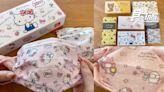兔兔P助噴酒精超應景!7-11卡通口罩6款連發預購:KITTY、卡娜赫拉、角落小夥伴