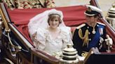 A slice of Prince Charles and Princess Diana's original wedding cake is going on sale