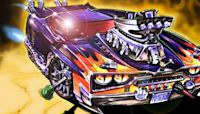 From R&T Crew: Meet the Designer of Hundreds of Eye-Popping Movie Cars