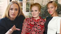 Adele Ranks Her Favorite Beyoncé Albums