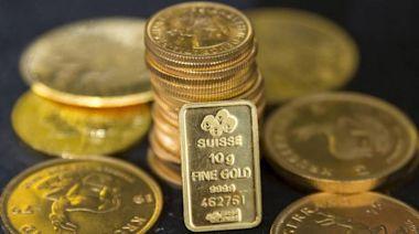 美就業報告差強人意 黃金登上近3個月高點 - 自由財經
