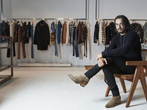 Inside Amiri's First Flagship on Rodeo Drive in Beverly Hills