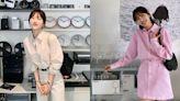 早春穿搭從西裝外套、透膚襯衫、針織衫下手...學習9種韓系穿搭法,瞬間化身氣質歐膩