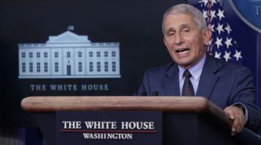 'Close the bars' and open schools, Dr. Fauci says