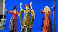 See Bette Midler, Sarah Jessica Parker & Kathy Najimy In Their 'Hocus Pocus' Reunion Costumes