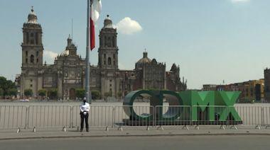 Parts of Mexico City blocked off amid COVID-19 crisis