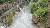 台南地震前兆?關子嶺溫泉露頭20多天前大噴發