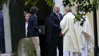 Majority of Catholic bishops support considering denying Biden Communion