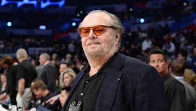 Jack Nicholson reaparece después de casi 2 años - E! Online Latino