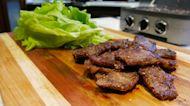 韓式牛小排,中秋烤肉上選,用平底鍋中小火煎也可以
