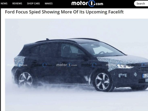 三缸引擎換四缸?海外小改款 Ford Focus 登場時程曝光!
