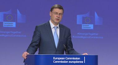 歐盟:是否爭取批准中歐投資協定取決於關係發展 惟無法接受中方制裁