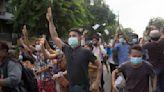 U.N. says 100,000 flee fighting in Myanmar border state