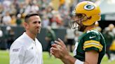 Packers' Rodgers on pitch count to preserve arm