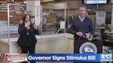 Governor Gavin Newsom Signs $7.6 Billion Stimulus Package