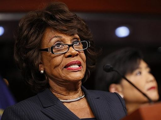 Maxine Waters Tells Jim Jordan to 'Shut Your Mouth' During Heated Dr Fauci Testimony (Video)