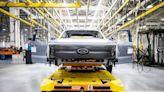 Ford F-150 Lightning純電動貨卡啟動預生產 接單已超過15萬台