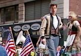 On Set of the 'Ferris Bueller's Day Off' Epic Chicago Parade Scene