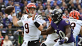 Bengals' Joe Burrow just did something no QB had ever done against Ravens in Baltimore