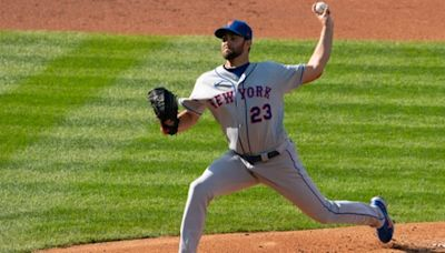 David Peterson takes mound as Mets seek third straight win against Phillies at 7:10 p.m. on SNY
