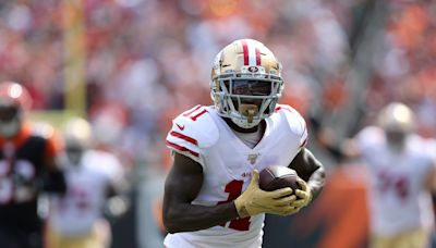 What the Marquise Goodwin signing means for Bears' draft plans