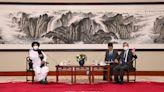 阿富汗神學士造訪中國 王毅期許能與新疆獨立運動劃清界線--上報