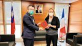 美駐WTO代表 首赴台灣辦公室洽公