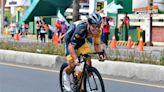 96自転車聯賽 首屆首站進攻塔塔加