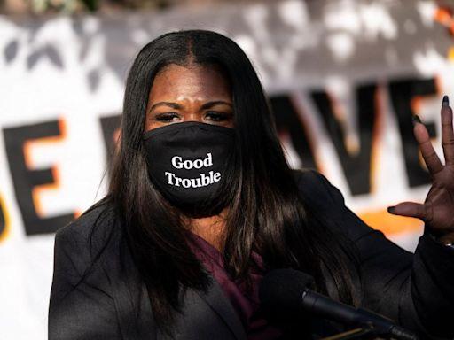 Cori Bush calls for Juneteenth holiday 'and reparations, Black liberation'