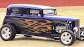 Traditional Hot Rod Flames: Details + Photo Gallery from Back to the '50s